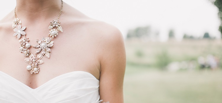 elegant bridal jewellery for your wedding