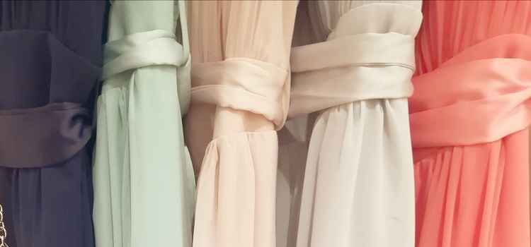 stylish bridesmaid dresses