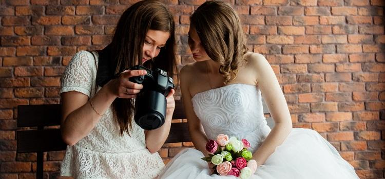 Selecting wedding Photographers
