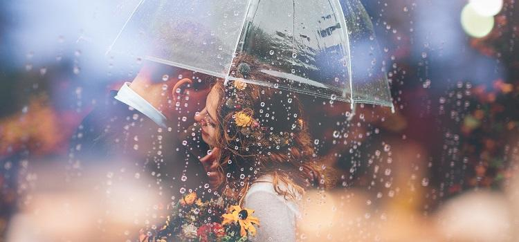 how to weatherproof your wedding day