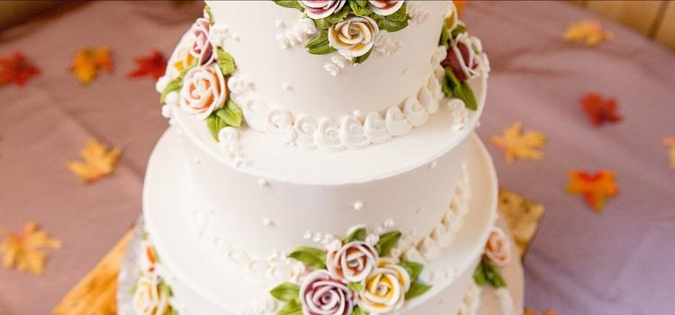 wedding cake ideas and flavours
